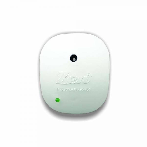 Repelente Eletrônico Zen Branco
